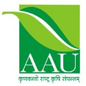 Anand Agricultural Univerisity, Anand