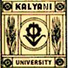 Kalyani University, Kalyani