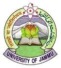 Jammu University, Jammu