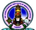 Sri Venkateswara Institute of Medical Sciences, Triupati